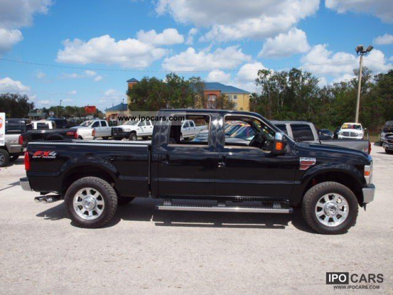 2010 Ford F 250 Lariat Diesel 4x4 Off-road Vehicle/Pickup Truck Used ...