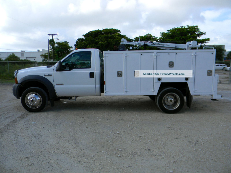 2006 Ford F550 Utility / Service Trucks photo 4