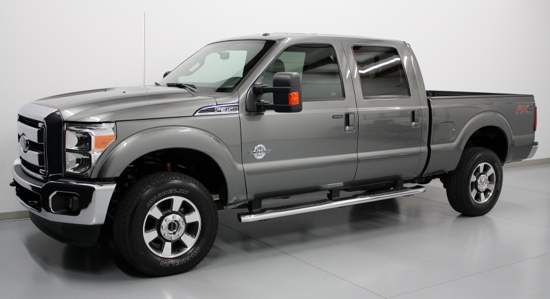 Picture of 2012 Ford F-350 Super Duty Lariat Crew Cab 6.8ft Bed 4WD ...