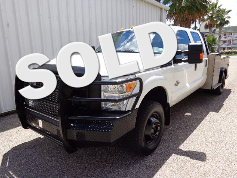 vehicle description 2012 ford f 350 super duty dually 4x4 xl pkg crew ...