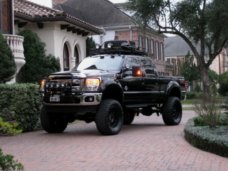 Ford : F-350 4x4 DIESEL! Holy crap I'm in loveeee