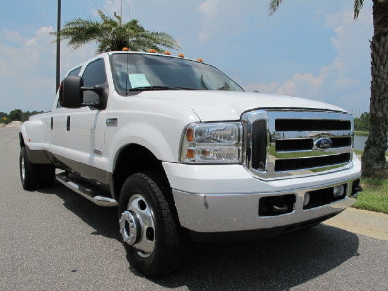 Details about 2006 Ford F-350 FX4 DUALLY