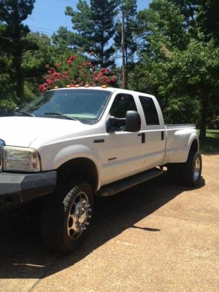2006 FORD F350 FOUR WHEEL DRIVE DUALLY LIFTED., US $24,500.00, image 1