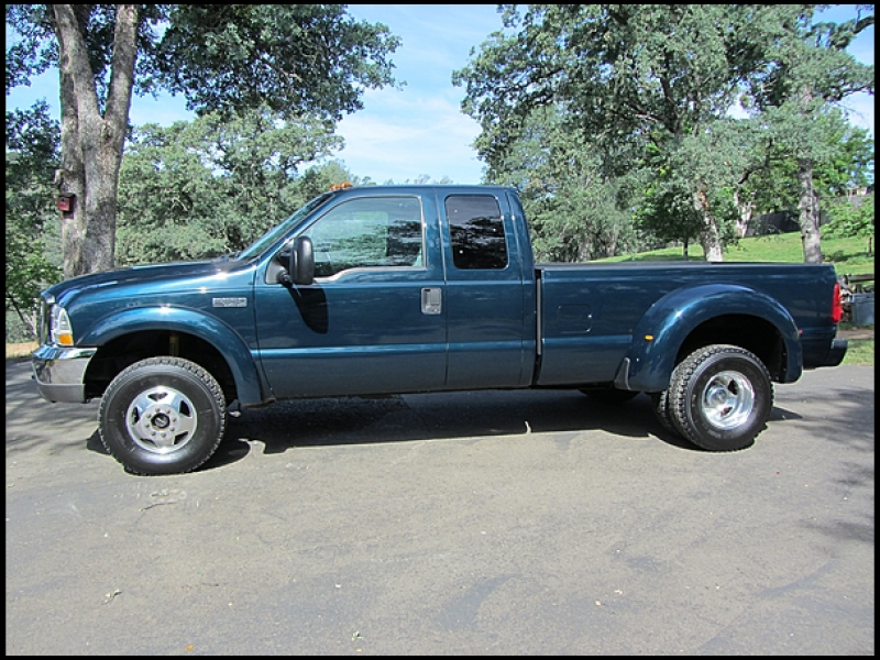 1999 Ford F350 Dually 7.3L Diesel, 4-Wheel Drive presented as lot F71 ...