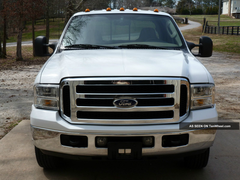 Ford F - 350 Lariat Package, 4 X 4, 6. 0 Diesel, Automatic, Vehicle F ...