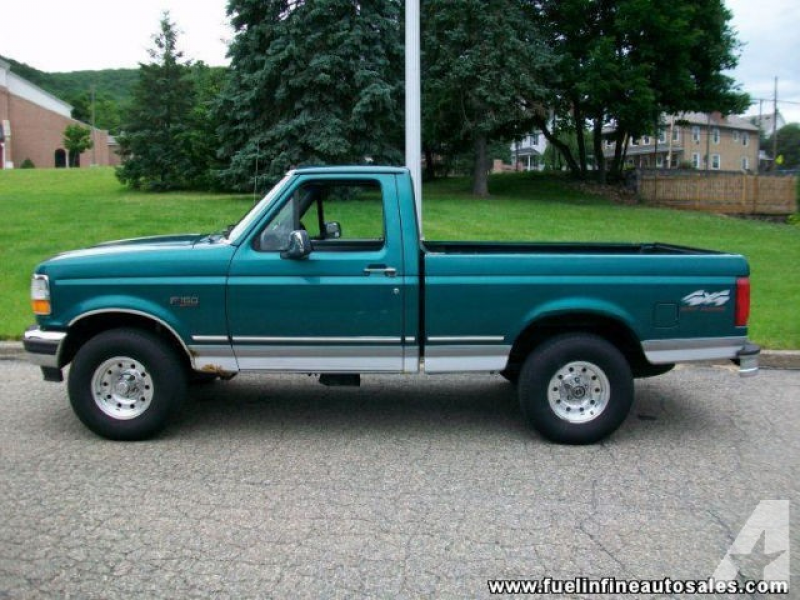 1996 Ford F150 for sale in Pen Argyl, Pennsylvania