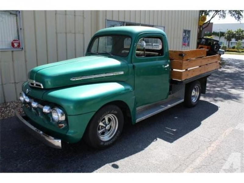 1951 Ford F100 for sale in Sarasota, Florida