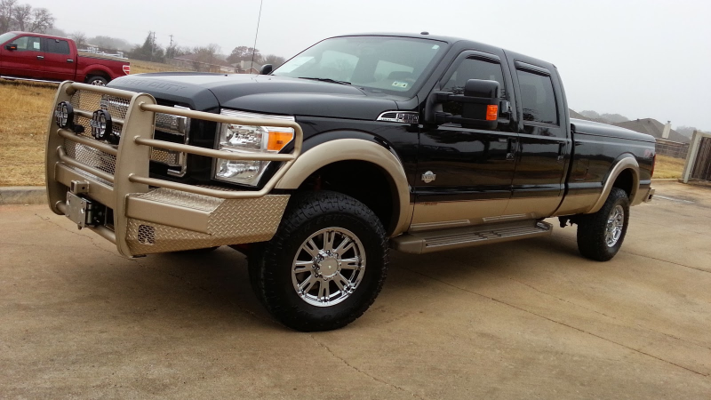 2014 Ford F350 King Ranch 2012 ford f350 king ranch