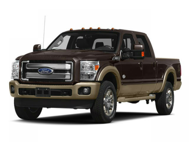 2014 Ford F350 King Ranch