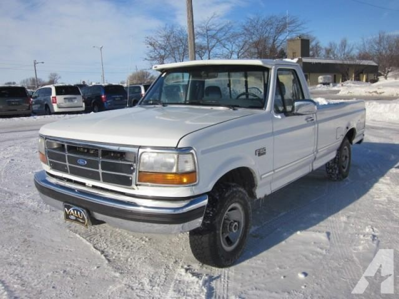 1994 Ford F150 XLT for sale in Morris, Minnesota