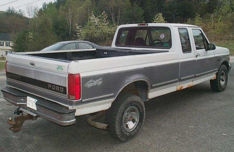 1994 Ford F-150 XLT 4WD Extended Cab LB, 1994 Ford F-150 2 Dr XLT 4WD ...