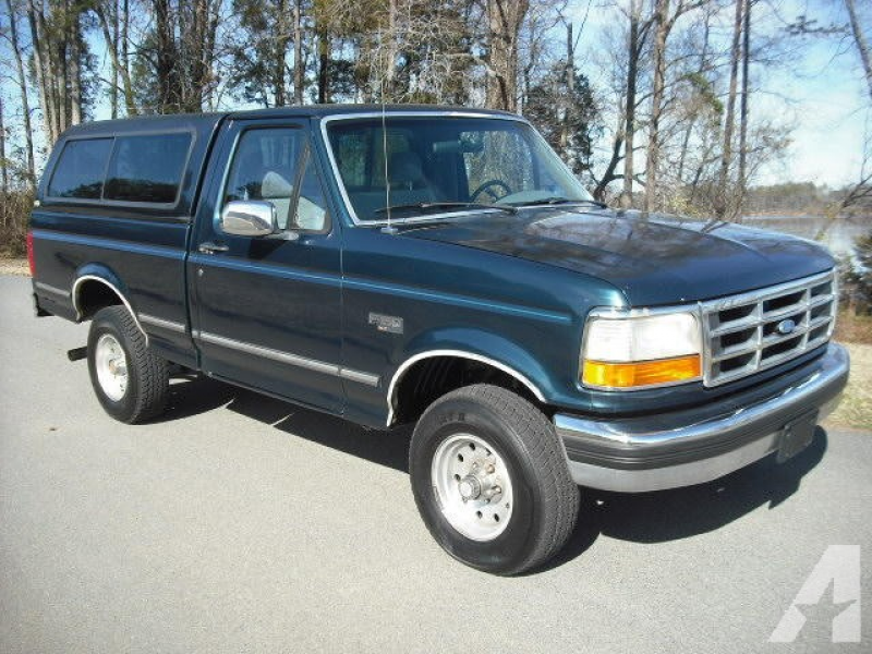 1994 Ford F150 XLT for sale in Fort Lawn, South Carolina