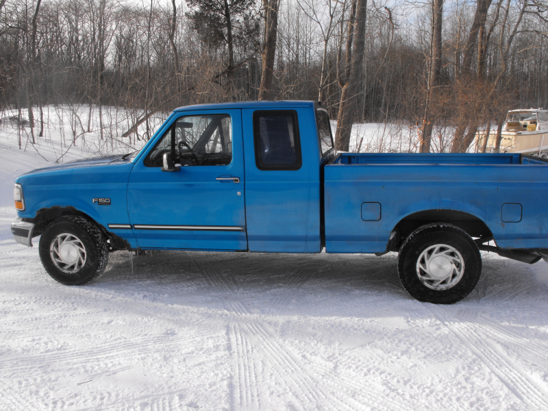 Safety and luxury were the hallmarks of the 1994 Ford F-150; this year ...