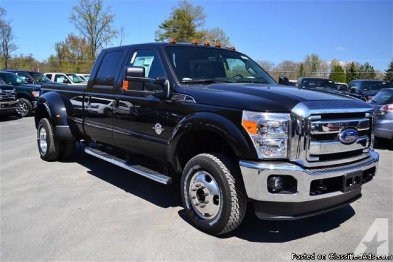 2013 Ford F-350 'Lariat' 4X4 Dually Crewcab!! (RHINEBECK for sale in ...