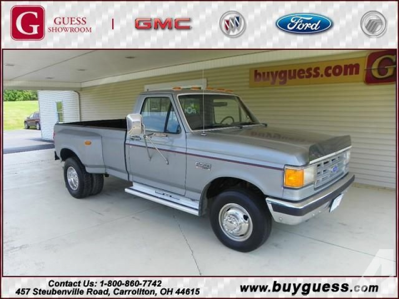 1988 Ford F350 DRW for sale in Carrollton, Ohio