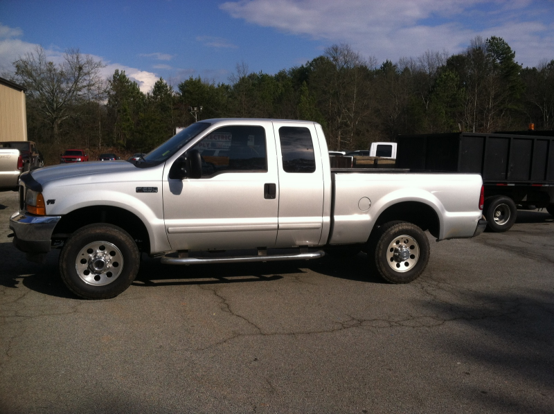 Picture of 2001 Ford F-250 Super Duty XL 4WD Extended Cab LB, exterior
