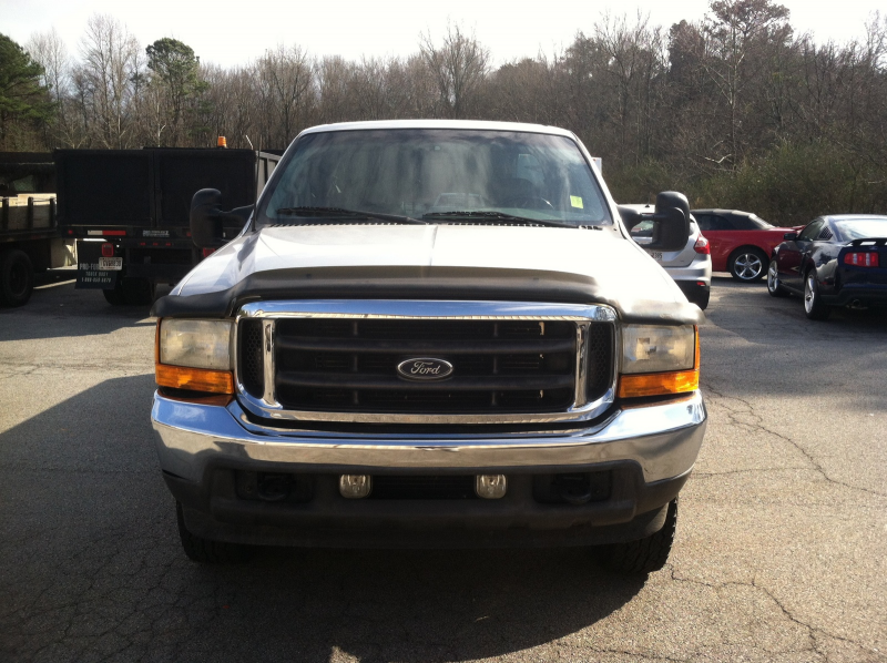 Ford F-250 Super Duty XL 4WD Extended Cab LB, Picture of 2001 Ford F ...