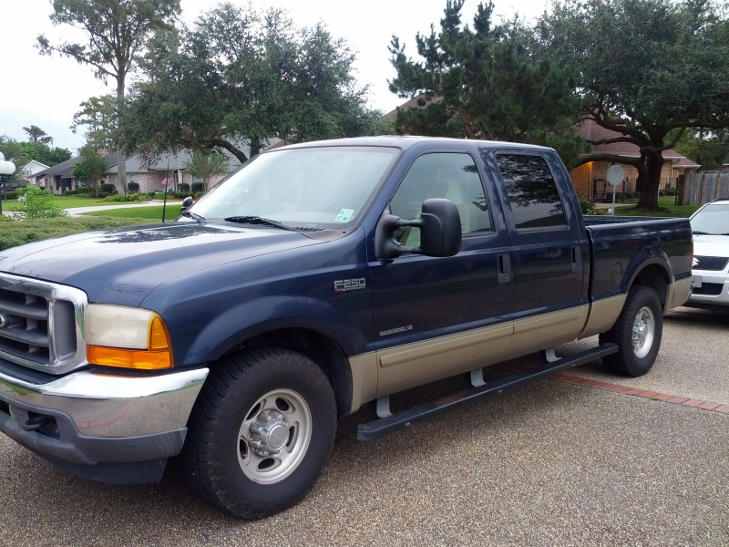 Picture of 2001 Ford F-250 Super Duty 4 Dr Lariat Crew Cab SB ...