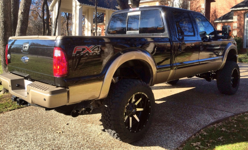 2014 Ford F250 King Ranch 4×4