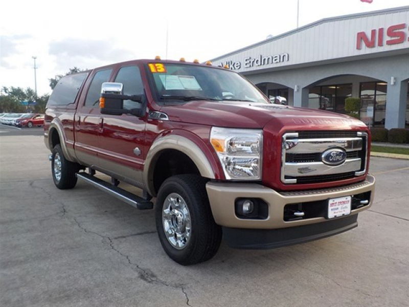 2013 Ford F-350 King Ranch Crew Cab (321) 453-2050
