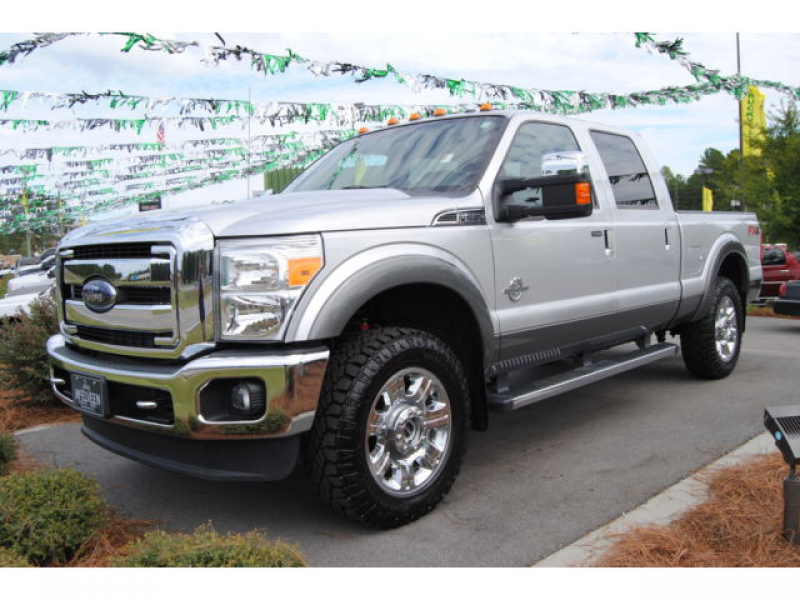 F250-2012-Ford-Diesel-Lariat-Silver-Leather-4-Wheel-Drive-Heated-Seats