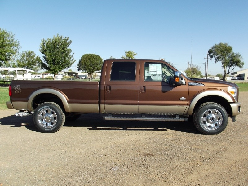 2012 Ford F350 King Ranch 4x4 ~ 2012 Ford F350 King Ranch Price ~ New ...