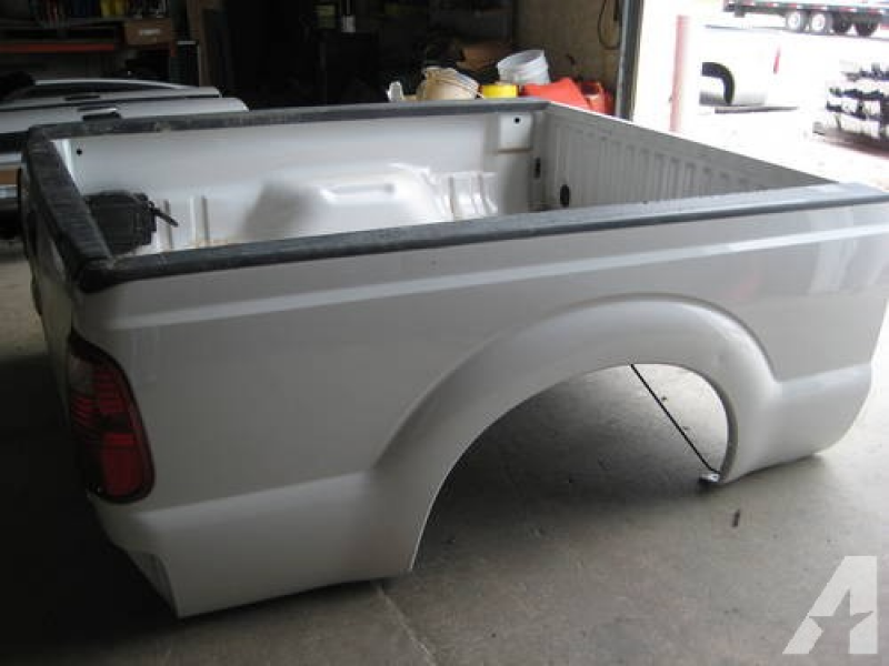 Ford Super Duty F250 F350 6.5' Shortbed Truck Bed White for sale in ...