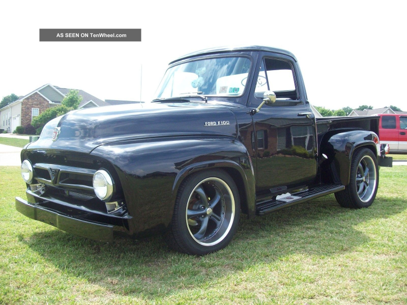 1953 Ford F100 - - Big Block 460 - - Daily Driven - - F-100 photo 2 ...