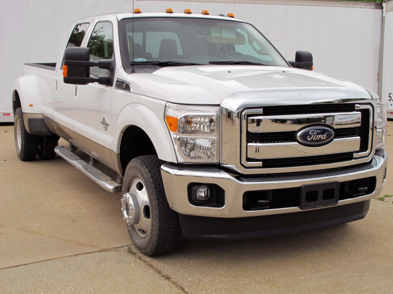 Gooseneck > 2013 > Ford > F-250 and F-350 Super Duty