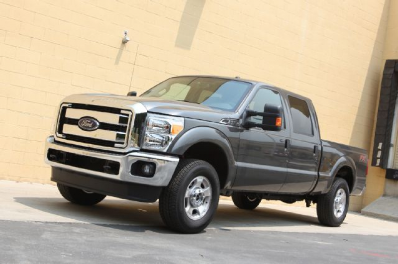 2015 Ford F-350 Super Duty First Drive