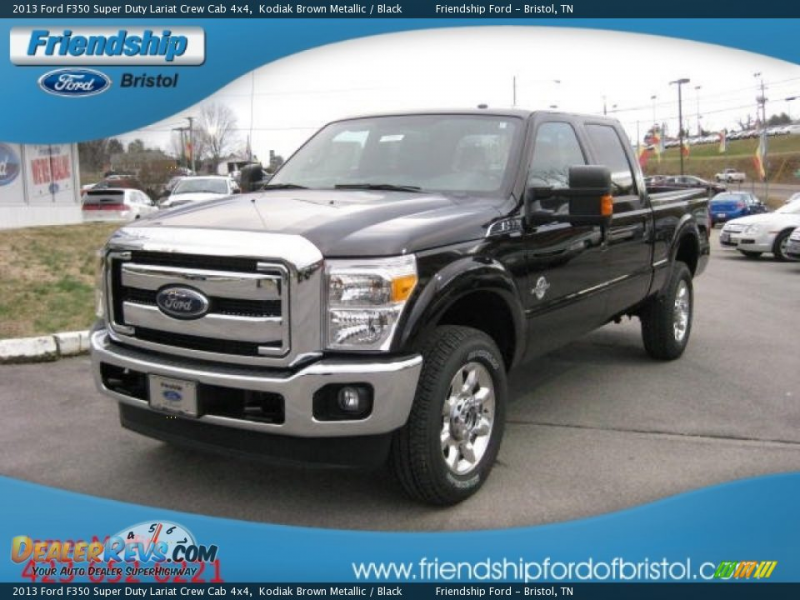 Learn more about Ford F350 Lariat 2013.