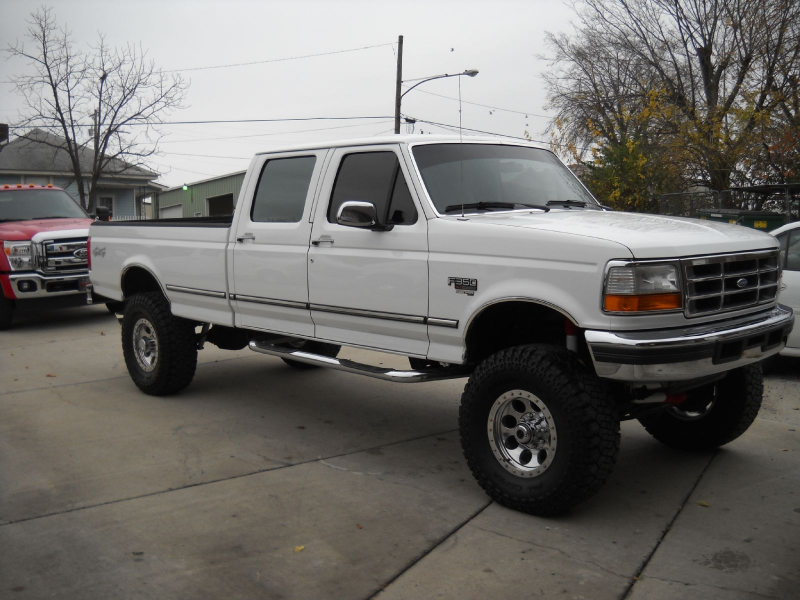 1997 Ford F350 xlt For Sale | Nashville Tennessee