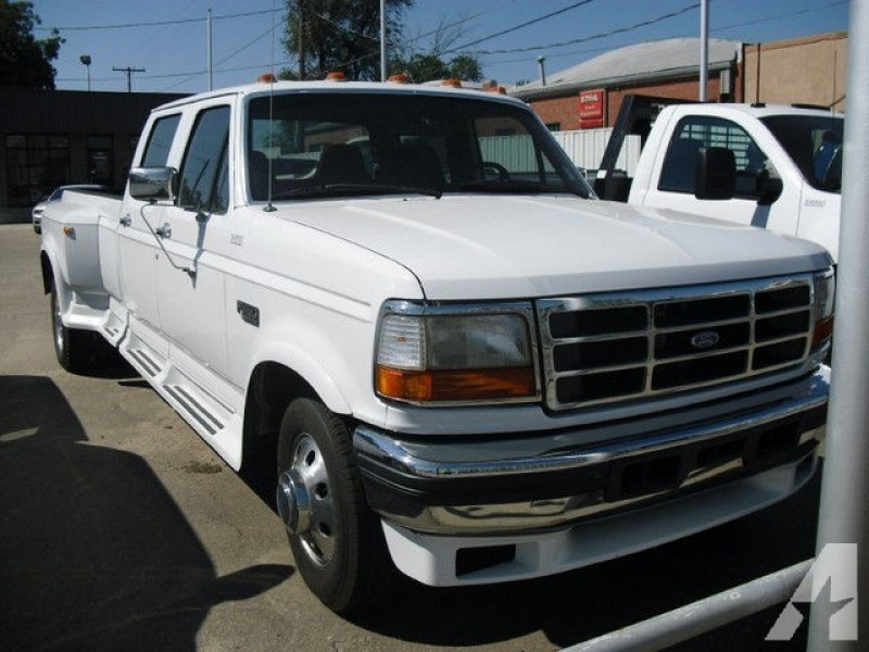 1997 Ford F350 XLT for sale in Great Bend, Kansas