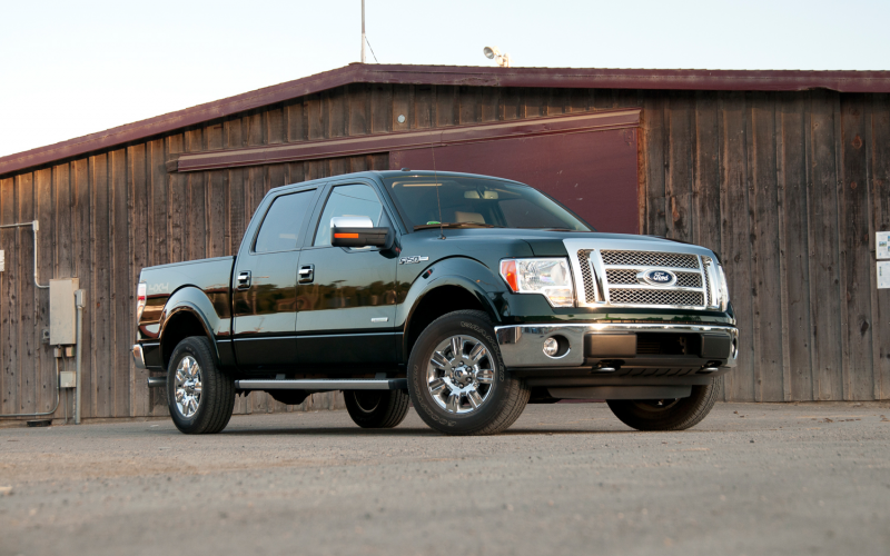 2012 Ford F-150 Lariat 4x4 EcoBoost Long-Term Update 4 Photo Gallery
