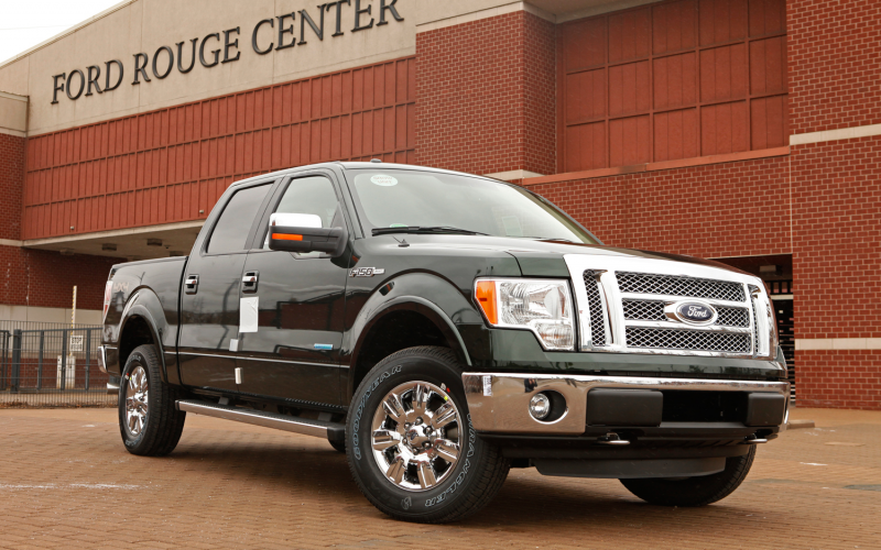 2012 Ford F-150 Lariat 4x4 EcoBoost Long-Term Update 1 Photo Gallery