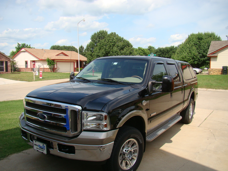 2007 Ford F-250 Super Duty Lariat Crew Cab 4WD picture, exterior