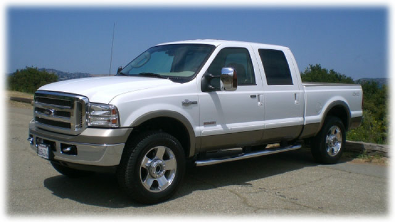 2007 Ford F250 King Ranch Diesel For Sale ~ 2007 Ford F250 King Ranch ...