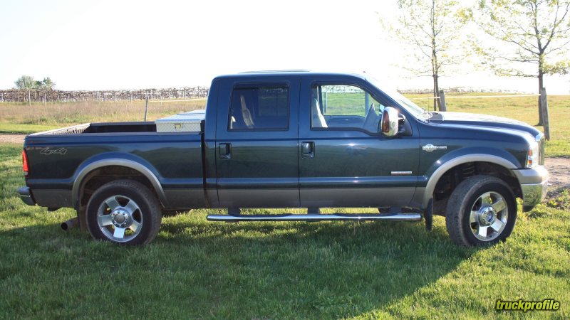 2007 Ford F250 Colors ~ Used 2007 Ford F-250 Super Duty Lariat for ...