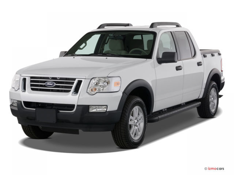 2009 Ford Explorer Sport Trac Pictures