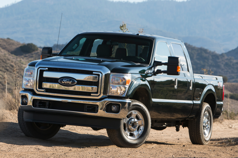 Photo Gallery of the 2015 Ford F-250 Super Duty Full Review With ...