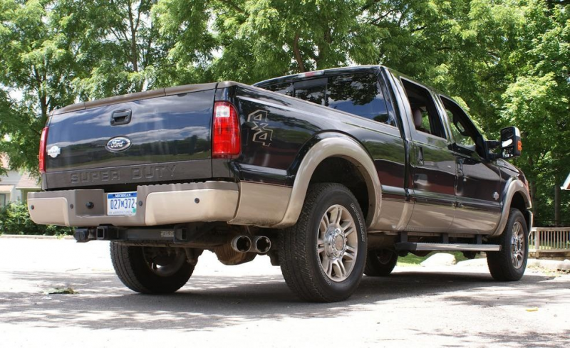 Picture of 2015 Ford F-250 Super Duty King Ranch Crew Cab 8ft Bed 4WD ...