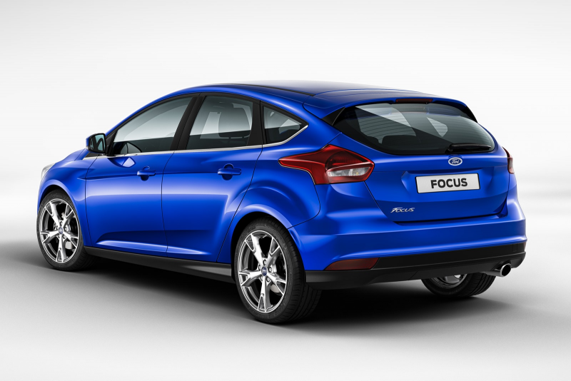 2015 Ford Focus Facelift Revealed (Updated) | Inside EVs