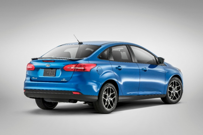 Ford Reveals Redesigned 2015 Focus Family Ahead Of New York Auto Show