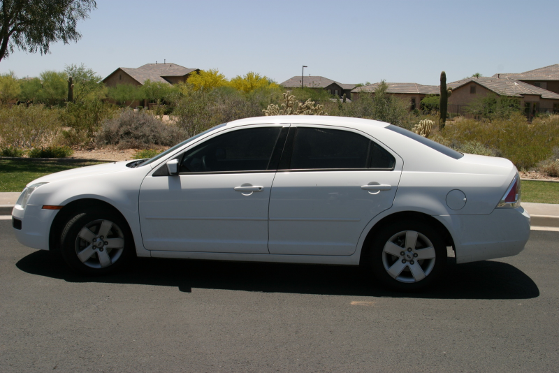 Picture of 2006 Ford Fusion SE, exterior