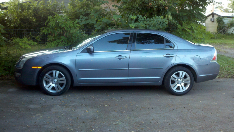 Picture of 2006 Ford Fusion SEL V6, exterior