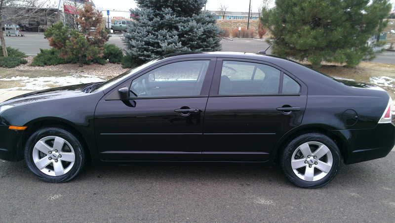 Picture of 2007 Ford Fusion SE V6 AWD, exterior