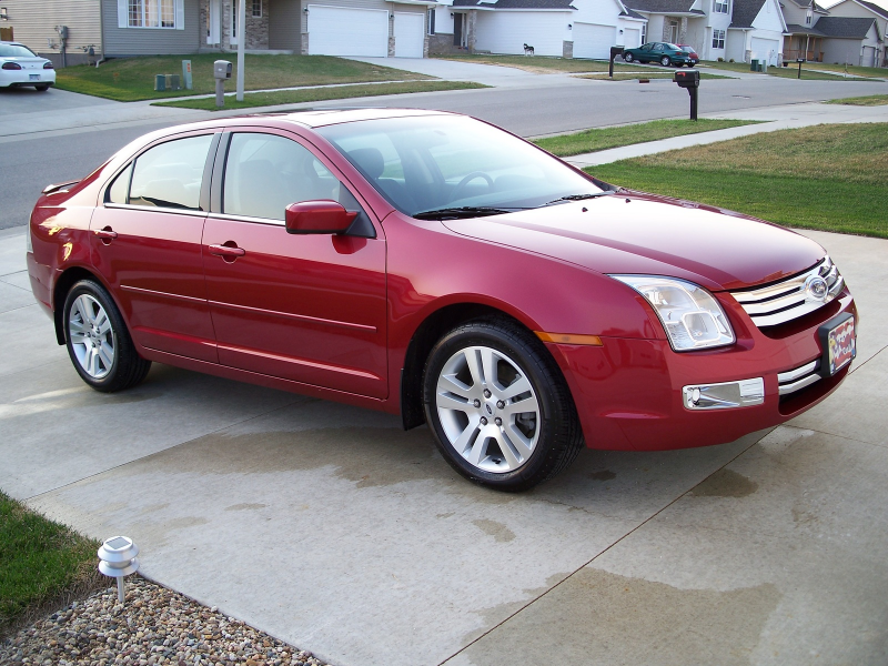Ford Fusion on 2007 Ford Fusion Sel V6 Pictures 2007 Ford Fusion Sel ...