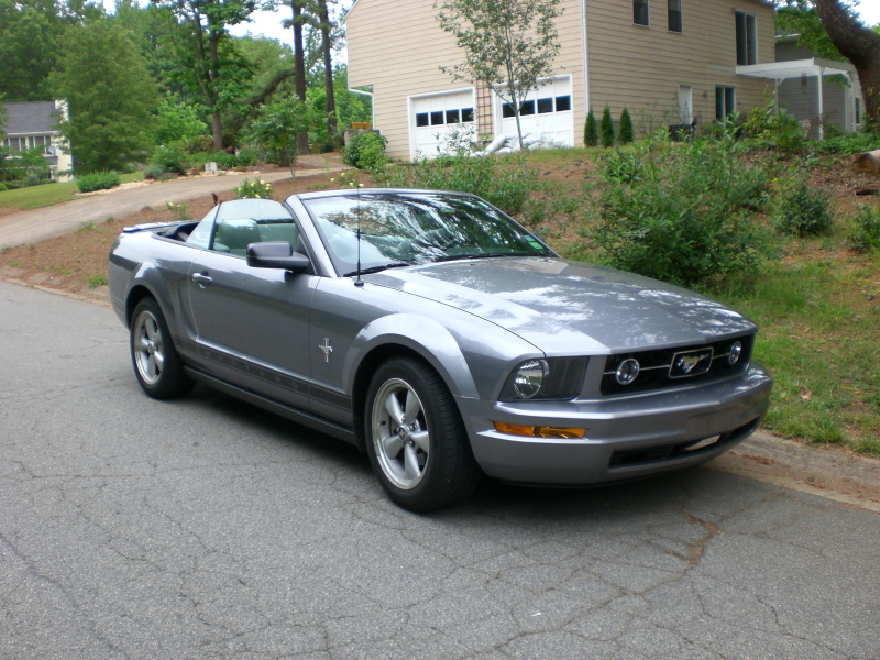 Picture of 2007 Ford Mustang V6 Premium Convertible, exterior