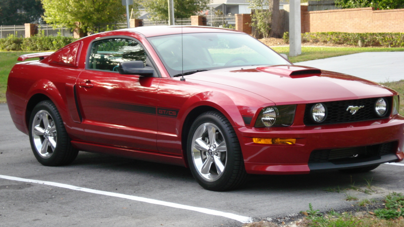 Ford Mustang 2007 Picture of 2007 ford mustang,