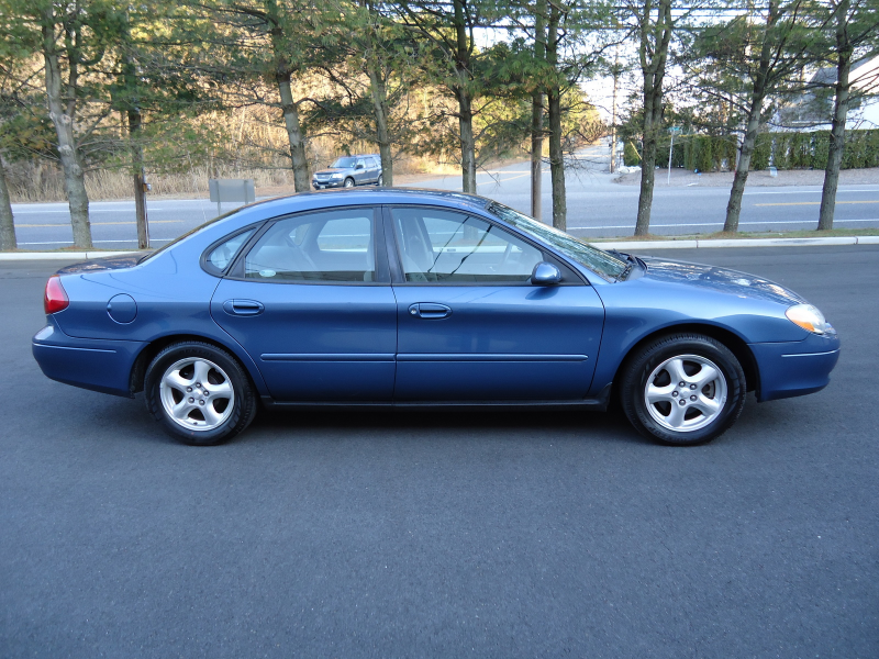 Picture of 2002 Ford Taurus LX, exterior